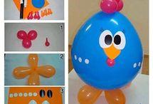 Fiesta temática gallina pintadita