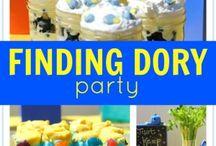 Nemo Dory Party