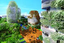 Les Tours Végétales - Casa Anfa / Yasmine – Orfèvres de l'immobilier développe pour vous une nouvelle adresse d'exception dans un lieu singulier au cœur de Casablanca.