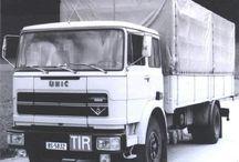 Legendary & Oldtime UNIC Trucks / Trucks of the French oldtimer & extinted brand,UNIC.
