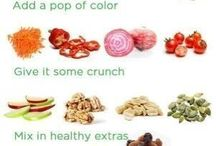 Food and snacks / Bring healthy