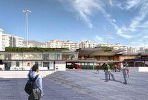 Bornova Evka 3 Social Center and Transfer Station