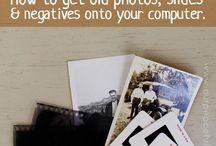 Digitizing photos
