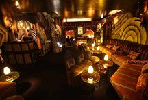 Unique restaurants & clubs all over the world / Places distinguished by its design