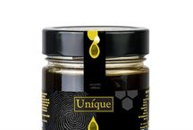 Organic honey / Unique organic honey