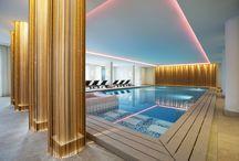 Das SPA im Hotel Bachmair Weissach / Genießen Sie eine Wellness-Auszeit im 700 m² großen Bachmair SPA.