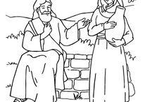 Scrutiny Retreats / Ideas for the three scrutiny retreats to be held during Lent each year.