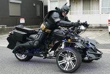 Chibatman / Japanese batman / by RocketNews24