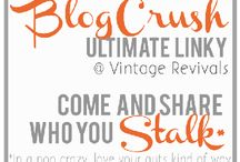 Blogs I stalk! / by Kerry Rossow