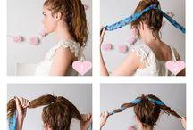 Повязка для волос