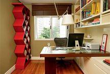 Mini escritórios (Home Office) / by Dado Shapper