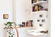 Decorar - escritório novo / Escritório | sala Rosa
