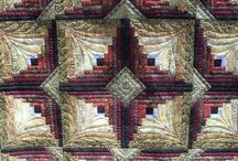 Quilting Log cabin
