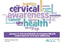 National Health Observances / Group board: Infographics and pins for nation health observance months.
