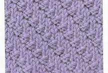 Образцы для вязания