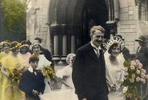 1920s Vintage Brides