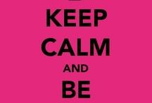 Keep Calm ✌