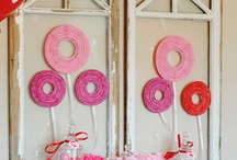 Mesas dulces/ Candy tables