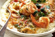 Tennessee Shrimp and Grits