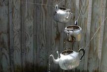 Garden ideas - recycling