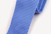 Krawaty dzianinowe / Kolekcja krawatów dzianinowych by Collection Adam