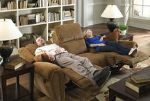 Reclining Sofas / Reclining Sofas creates comfort and relaxation into any space.