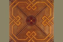 Floors stones wood parquet floor / Different type/style for floors