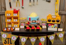 Ethan's 1st Birthday Party  / by Alysia Castillo