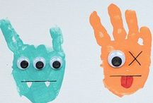 Handafdrukken / Handprint