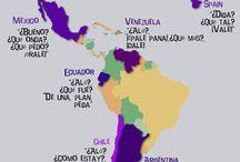 Españoles latinos