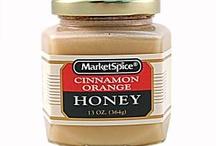 Yummy honeys and jams