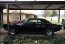 Used 1968 Chevrolet Camaro for Sale ($18,000) at  Archer City , TX /  Make:  Chevrolet, Model:  Camaro, Year:  1968, Exterior Color: Black, Interior Color: Black, Vehicle Condition: Excellent,  Fuel: Gasoline, Engine: 8 Cylinder, Transmission: Manual, Drivetrain: 2 wheel drive.    Contact:214-223-4448