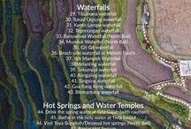 Travel Bucket List / Everything on my travel bucket list.