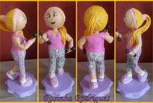 Bonecas personalizadas Rosinha Rodrigues