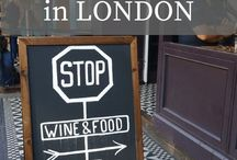 street to eat in london