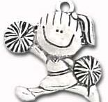 Sporty Charms / Charms and pendants for sporty girls and boys.