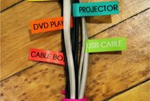 Cable organisation