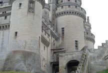 Várak , kastélyok