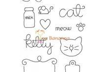 Produtos de Gato variados