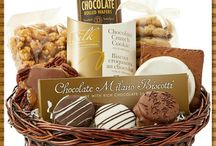 Chocolate Lovers Gift Baskets