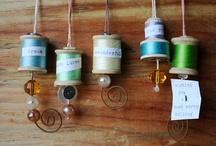 Jewelry, Beards, Wire, & Clay / Jewelry & Clay Making, Beading, Using Wire & Related storage / by Jeri Tjaden-Blake