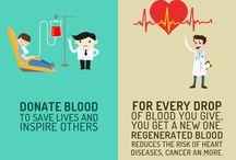 World Blood Donation Day / #WHO #Giveblood #Savelife #Donate