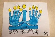 Hanukkah / by Elizabeth Hébert