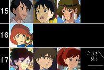 Studio Ghibli ❤️ / The best anime movies