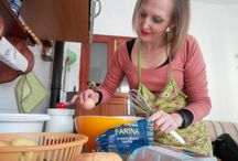Smanu in cucina