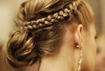 fryzury na bal