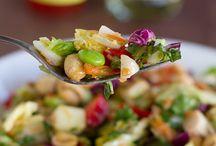 Salads  / by Sharleanna Jensen