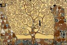 Klimt cross stitch / Klimt cross stitch kits or patterns / by Yiota's cross stitch