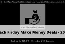 Black Friday Deals on Software, SEO and Marketing