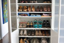 Home - closet / by Jo Snyder